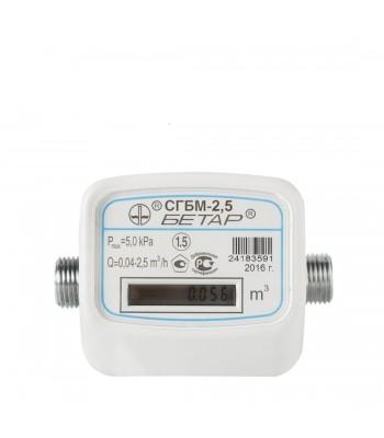 Счетчик газа СГБМ-2.5