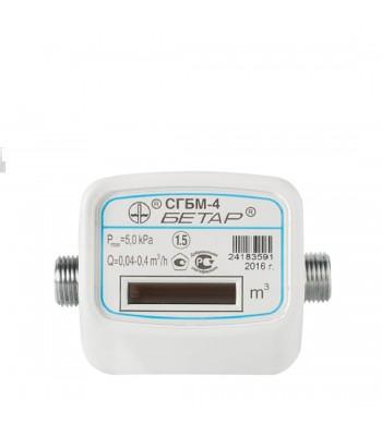 Счетчик газа СГБМ-4