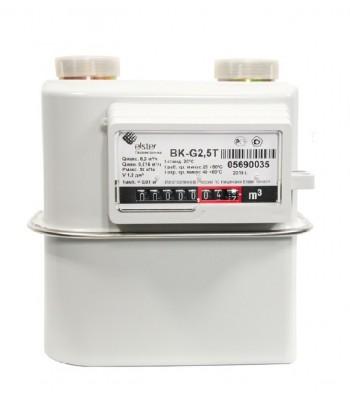 Счетчик газа BK G2.5T