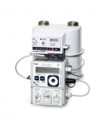 Комплекс для измерения количества газа СГ-ТК-Д-2.5