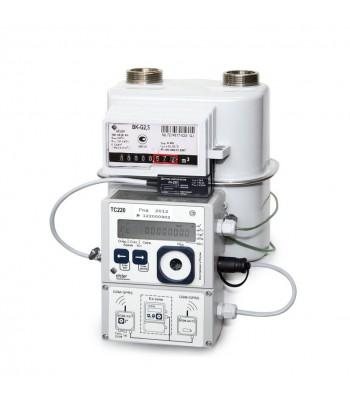 Комплекс для измерения количества газа СГ-ТК-Д-4