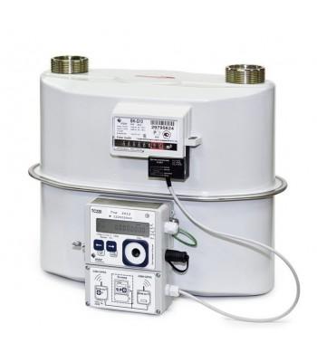 Комплекс для измерения количества газа СГ-ТК-Д-16