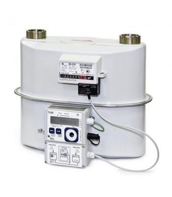 Комплекс для измерения количества газа СГ-ТК-Д-25
