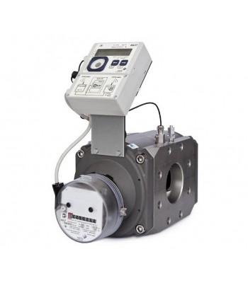 Комплекс для измерения количества газа СГ-ТК-Р на базе счетчика RABO с коррек. ТС220