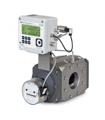 Комплекс для измерения количества газа СГ-ЭК-Р на базе счетчика RABO с коррек. ЕК270