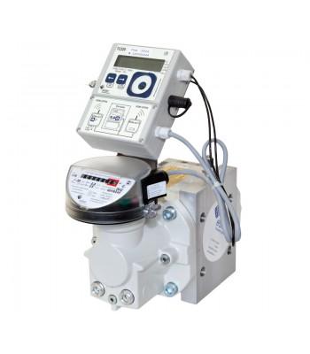 Комплекс для измерения количества газа СГ-ТК-Р на базе счетчика RVG с коррек. ТС220