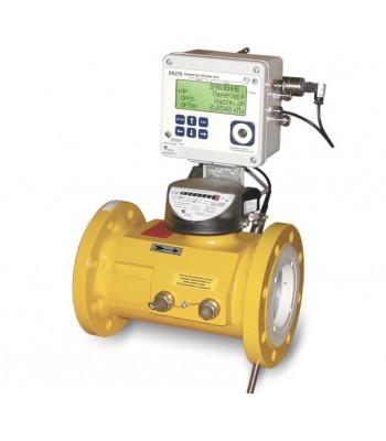 Комплекс для измерения количества газа СГ-ЭК-Т на базе счетчика TRZ с коррек. ЕК270