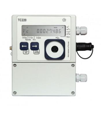 Электронный корректор объема газа ТС220