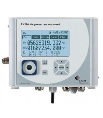 Электронный корректор объема газа ЕК280