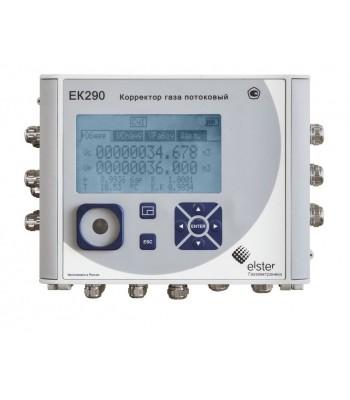 Электронный корректор объема газа ЕК290