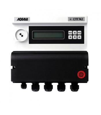 Электронный корректор объема газа СПГ 742