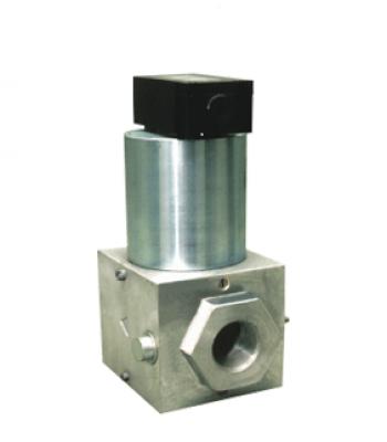 Клапан электромагнитный КЭГ-9720 сетевой