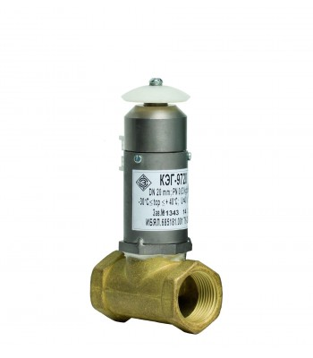 Клапан электромагнитный КЭГ-9720 импульсный