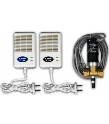 СГК-2 - система контроля загазованности на природный и угарный газ (СН4-СО)