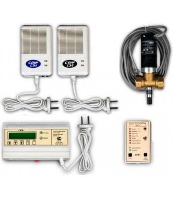 СГК-3 - система диспетчеризации котельной