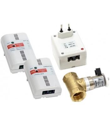 СИКЗ+БУГ DN15-50 - система контроля загазованности на природный и угарный газ