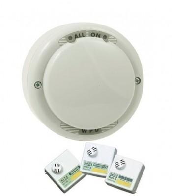 WPD/MOS - пороговые датчики горючих газов с релейным выходом, совместим с (БУС) UNIKA