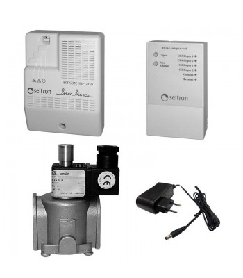 LINEA BIANCA RGD-CH4-R - бытовой комплект на природный газ с пультом контроля