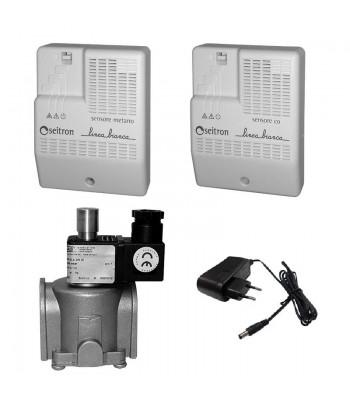 LINEA BIANCA RGD-CH4+CO - бытовой комплект на природный и угарный газы