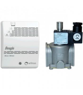 RGDME5MP1 NC - комплект на природный газ с н.з. клапаном