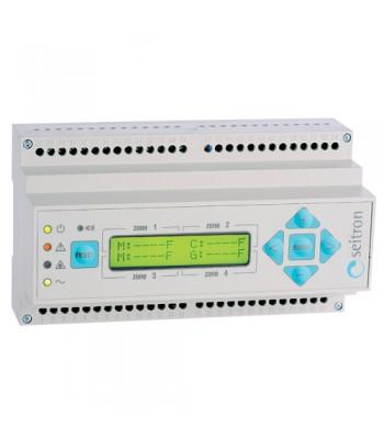 RYM03M - блок управления и сигнализации
