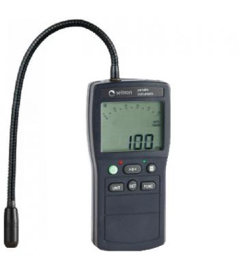 POLF02 - портативный детектор утечек природного и сжиженного газа с аккумуляторной батареей