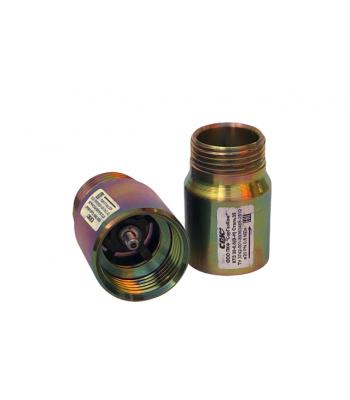 КТЗ - клапан термозапорный муфтовый с наружно-внутренней (НВ) резьбой