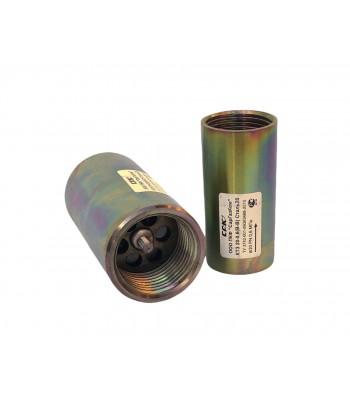 КТЗ - клапан термозапорный муфтовый с внутренней-внутренней (ВВ) резьбой
