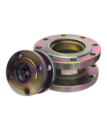 КТЗ - клапан термозапорный фланцевый