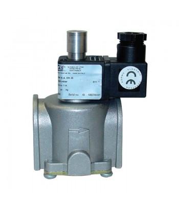 M16/RM NC Нормально закрытые газовые клапана с ручным взводом, версия компакт