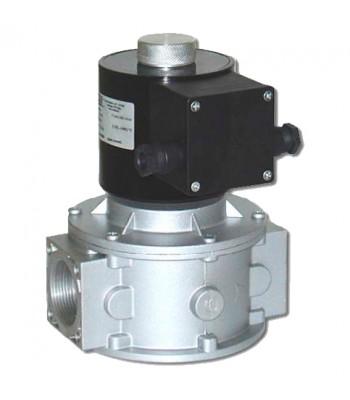 EVP/NC (EVPF) Автоматические нормально закрытые газовые клапаны с ручным регулятором расхода