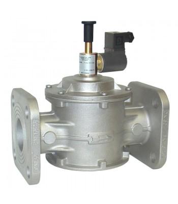 M16/RM NA Нормально открытые газовые клапана с ручным взводом, в алюминиевом корпусе