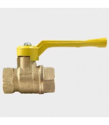 Газовый кран шаровой 11С42П