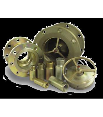 Клапана термозапорные (КТЗ) резьбовые Армгаз-НТ